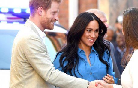 Princ Harry in Meghan dobila hčerko, ki ima posebno ime