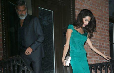 Škandal preteresa družino Clooney: Vozila pijana in sedaj mora v zapor