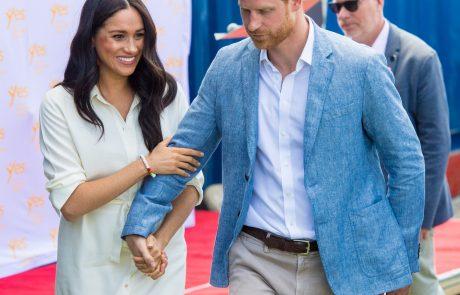 Princ Harry povsem pobesnel zaradi Meghaninih fotografij
