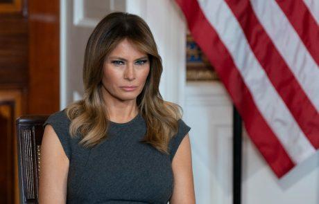 Melania Trump svojemu možu svetovala, naj prizna, da je izgubil volitve