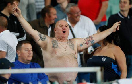 Kazen zaradi rasističnih provokacij navijačev: Bolgariji ena tekma pred praznimi tribunami in ena pogojno