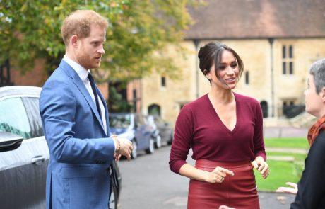 Fotografija z nosečniškim trebuščkom razkrila Harryjevo zdravstveno težavo