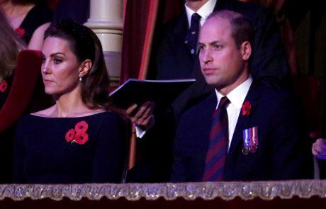 """Neutolažljiva William in Kate: """"Izgubili smo ljubljenega družinskega člana"""""""