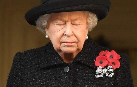 Umirajo njeni najbližji: Kraljica Elizabeta spet zavita v črnino, izgubila je še eno pomembno osebo