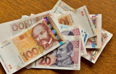 Previdno pri menjavi evrov za kune!