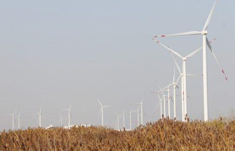 Na Dunaju bodo gospodinjstva ogrevali s presežno vetrno energijo