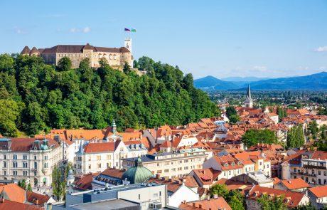 Ljubljanski grad lani z 80-odstotnim izpadom obiskovalcev