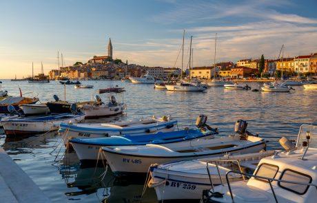 Toliko bomo po novem odšteli za turistično takso na Hrvaškem
