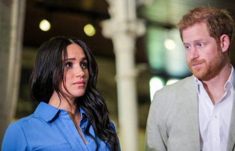 Meghan in Harry končala odnos s kraljico: Zavrnila sta njeno zadnjo željo