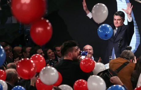Hrvaški analitik: Milanović je favorit drugega kroga