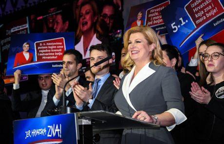 Soočenje med predsedniškima kandidatoma na meji prepira
