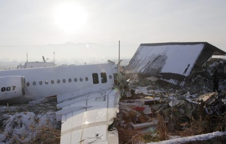 V letalski nesreči v Kazahstanu več mrtvih