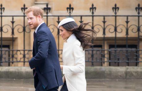 Harry in Meghan ne bosta smela biti prisotna na pogrebu kraljice Elizabete
