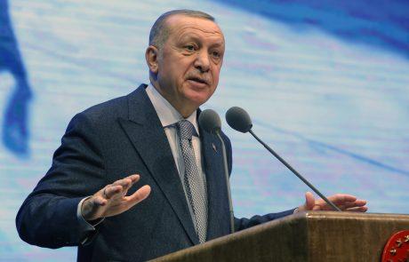 Erdogan migrantom pušča prosto pot proti Evropi