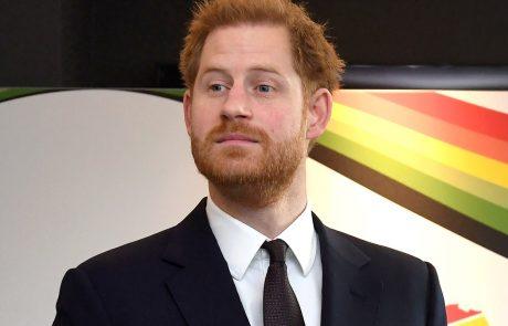 Princ Harry bi lahko izgubil še tisto malo, kar mu je ostalo