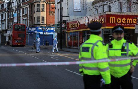 Napad z nožem v Londonu izvedel obsojeni terorist