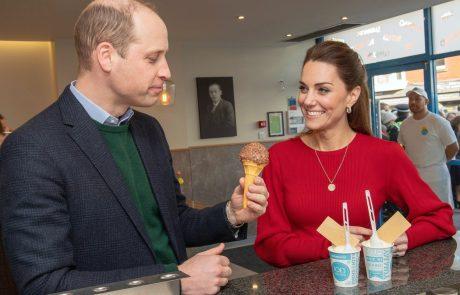 Kate Middleton pričakuje dvojčka, William pa je v skrbeh za njeno življenje
