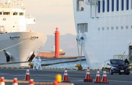 Zadnja dva slovenska potnika z ladje Diamond Princess prispela v domovino, počutita se dobro