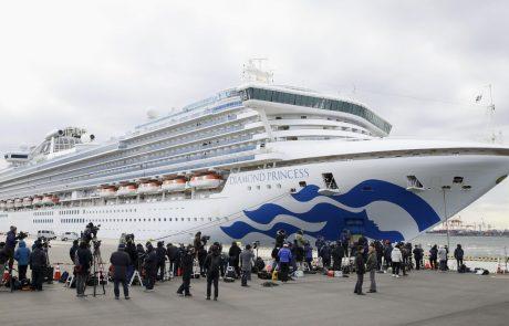 Raziskava razkrila: Karantena na ladji Diamond Princess povzročila še več okužb