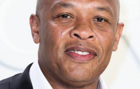 Slavni ameriški raper Dr. Dre zaradi možganske anevrizme v bolnišnici