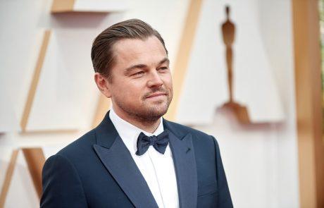 Leonardo DiCaprio pomaga pri zagonu novega sklada za pomoč revnim Američanom s hrano