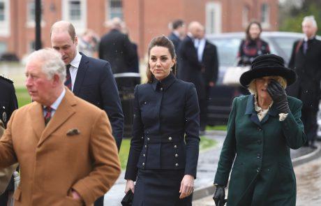 To se še nikoli ni zgodilo: Britanski dvor je interveniral zaradi Kate Middleton