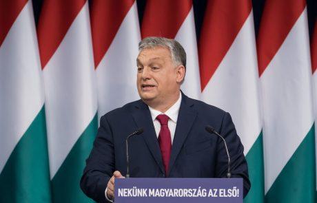 Orban je v svoji kampanji pripravljen iti do konca ne glede na posledice za Madžarsko