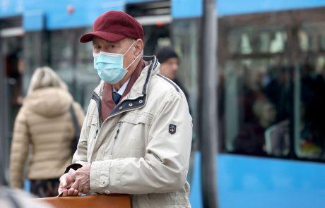 Na Hrvaškem 104 nove okužbe, trije oboleli za koronavirusom umrli