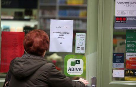 Hrvaška odpira muzeje in knjigarne, epidemiologi svetujejo previdnost