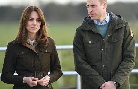 """Zakon na tankem ledu: """"Princ William pije 'kot žolna', za Kate postaja nevzdržno"""