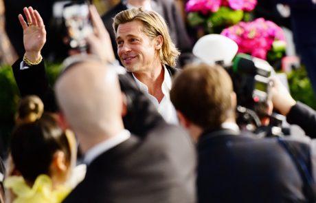 Ne bo več dolgo samski? Brad Pitt se je zagrel za žensko, ki jo občuduje ves svet