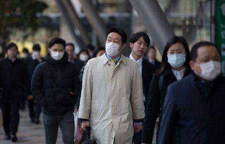 Na olimpijskih igrah v Tokiu novo rekordno število okužb s koronavirusom