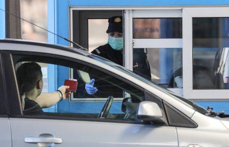 V Slovenijo odslej mogoče vstopiti tudi s testom na koronavirus, ki je bil opravljen v BiH