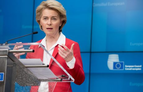 """Merklova in von der Leynova pozivata k čimprejšnjemu dogovoru o svežnju za obnovo Evrope po pandemiji: """"Vsak dan šteje"""""""