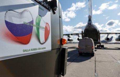 Rusija bo zaradi koronavirua prepovedala mednarodne polete