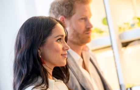 Pricurljali ločitveni papirji Meghan Markle in princa Harryja?