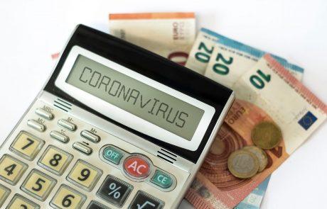 Sprejet osmi protikoronski zakon z dodatnih 320 milijonov evrov ukrepov