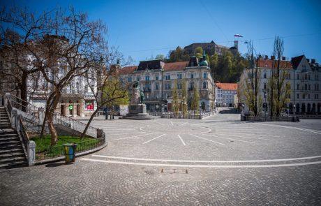 Bruselj vztraja pri napovedi gospodarskega padca v Sloveniji
