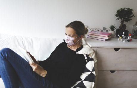 Raziskava: V drugem valu epidemije več duševne stiske med Slovenci