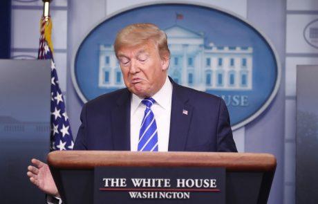 Trump po novem želi več televizijskih soočenj z Bidnom