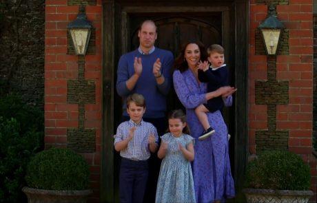 Izdala mamo: Princesa Charlotte razkrila Kateino nosečnost?