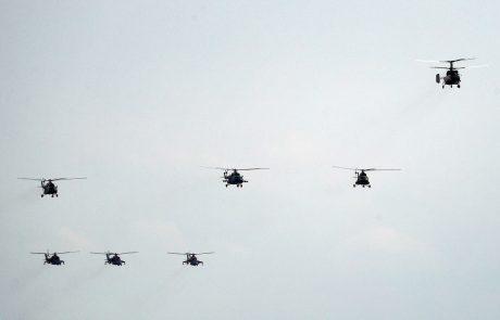 Natov kanadski vojaški helikopter strmoglavil s šestimi ljudmi na krovu v Jonskem morju