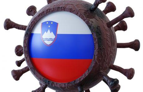 V Sloveniji znova visoke številke okužb