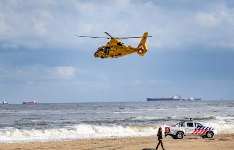 Na priljubljeni nizozemski plaži utonilo pet deskarjev