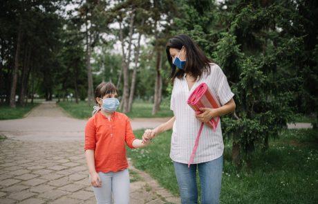 """Kacin: """"Trenutek brez maske je lahko sporen trenutek"""""""