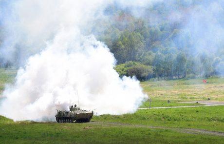 Slovenija bo v vojsko investirala več kot tričetrt milijarde evrov