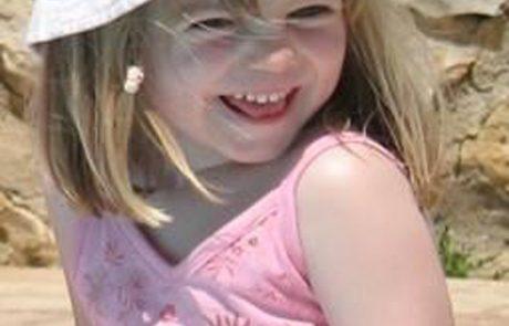 Primer izginotja male Maddie doživel neverjeten preobrat: Policija identificirala osumljenca, domnevno krivega za njeno izginotje