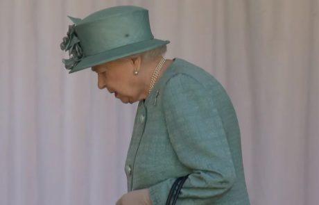 Najhujši udarec za britansko kraljico