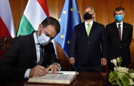 Prepisana magistrska naloga ni odnesla slovaškega premierja