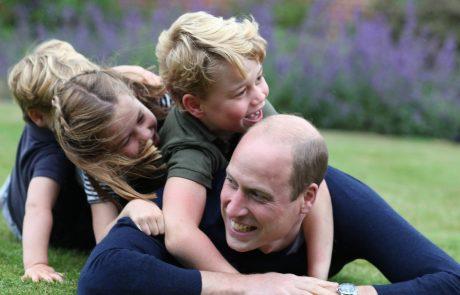 Je princ William potrdil prihod četrtega otroka?